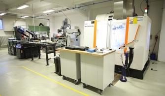 Kvalix alkatrészgyártó műhely