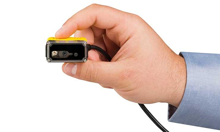 Dataman 50 2D kódolvasók egyik típusa
