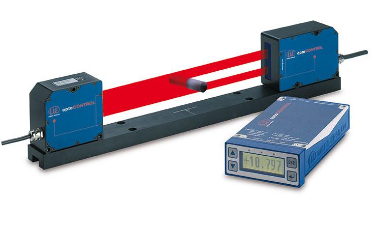 Micro-Epsilon optoCONTROL 2600 optikai mikrométer