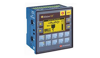 Unitronics v120 PLC + HMI