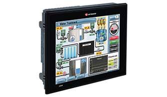 """PLC és 12"""" HMI egyben: Vision 1210 PLC + HMI"""