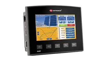 V430 PLC + HMI