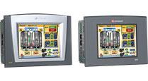 V570 és V570J PLC + HMI