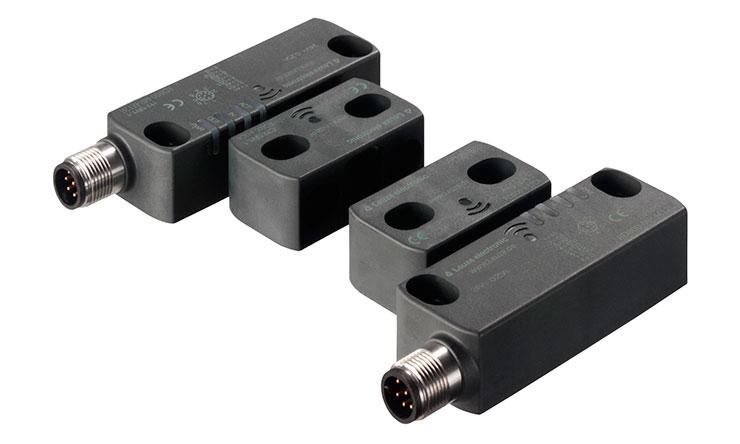 Leuze RD800 RFID biztonsági kapcsolók