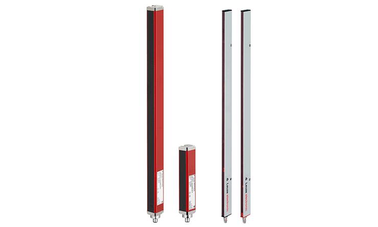 CSL710, CSR780 és VarioB kapcsoló fényfüggönyök