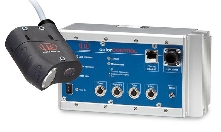 colorSENSOR ACS7000 színmérő rendszer