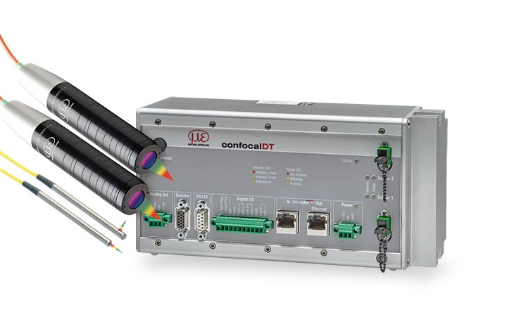 IFC242c konfokális kromatikus vezérlő