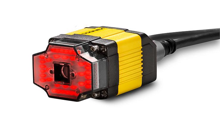 Dataman 300 vonalkódolvasó beépített világítással