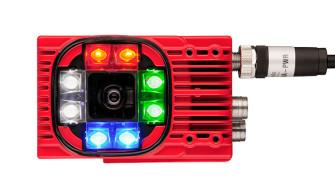 Leuze LSIS 400i okoskamera színes világítással