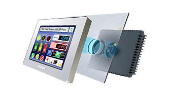 Pro-face GP4000M moduláris HMI
