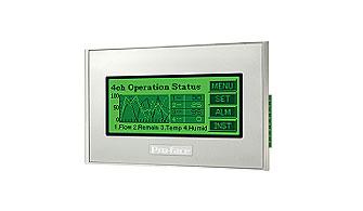Pro-face GP4100 szöveges HMI
