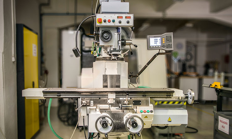 TOS FNK 2 R milling machine