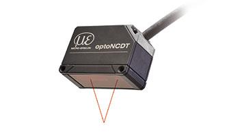 optoNCDT 1320 lézeres érzékelő