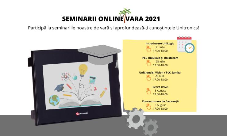 Seminarii online
